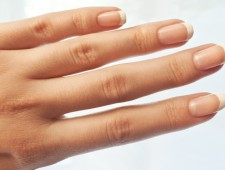 French Nails Anleitung