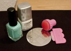 Nail Stamping Equipment